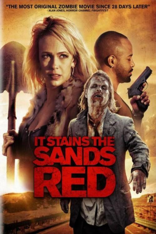 دانلود فیلم It Stains The Sands Red 2016